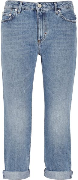 Acne Pop Betty Boyfriend Jeans - Lyst