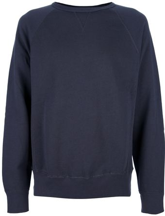 Acne College Sweatshirt - Lyst