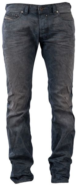 Diesel Safado Distressed Wash Jean - Lyst