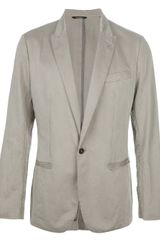 Dolce & Gabbana Single Button Blazer - Lyst