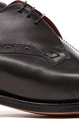 Jeffery West Otoole Seam Front Derby Shoes - Lyst