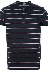 Saint Laurent Polo Shirt - Lyst