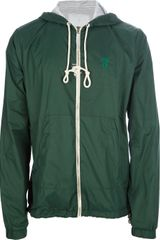 Societe Anonyme Hooded Windbreaker - Lyst