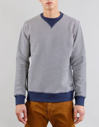 Carhartt Mingle Stripe Sweatshirt - Lyst