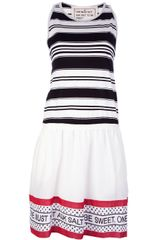 Moschino Cheap & Chic Sleeveless Dress - Lyst
