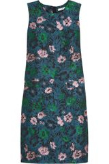 Erdem Lowry Jacquard Dress - Lyst