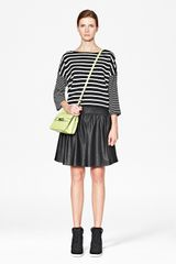 French Connection Skater Kate Flared Skirt - Lyst