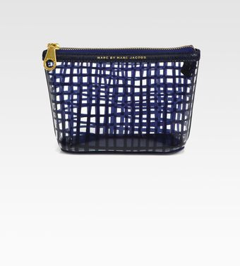 Marc By Marc Jacobs Checkmate Pouch - Lyst