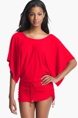 Luli Fama Cosita Buena South Beach Tunic Coverup - Lyst