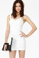 Nasty Gal Pure Heat Bustier Dress - Lyst