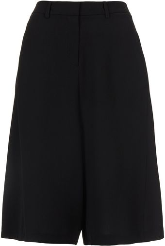 Topshop Tailored Culottes - Lyst