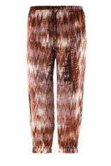 Elizabeth And James Ruben Ikat Print Trousers - Lyst