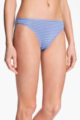 Felina Sublime High Cut Briefs - Lyst