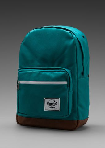 Herschel Supply Co. Pop Quiz Backpack in Teal - Lyst