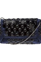 Lanvin Embroidered Clutch - Lyst