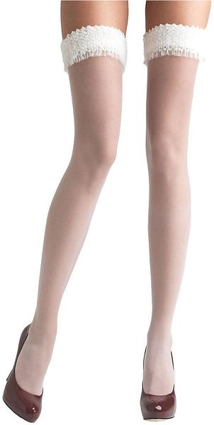 Via Spiga Tutu Thighhigh Stockings - Lyst