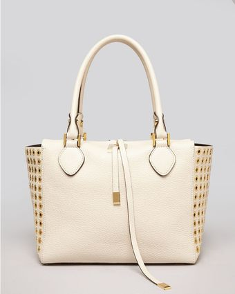 Michael Kors Tote Miranda Small with Grommets - Lyst