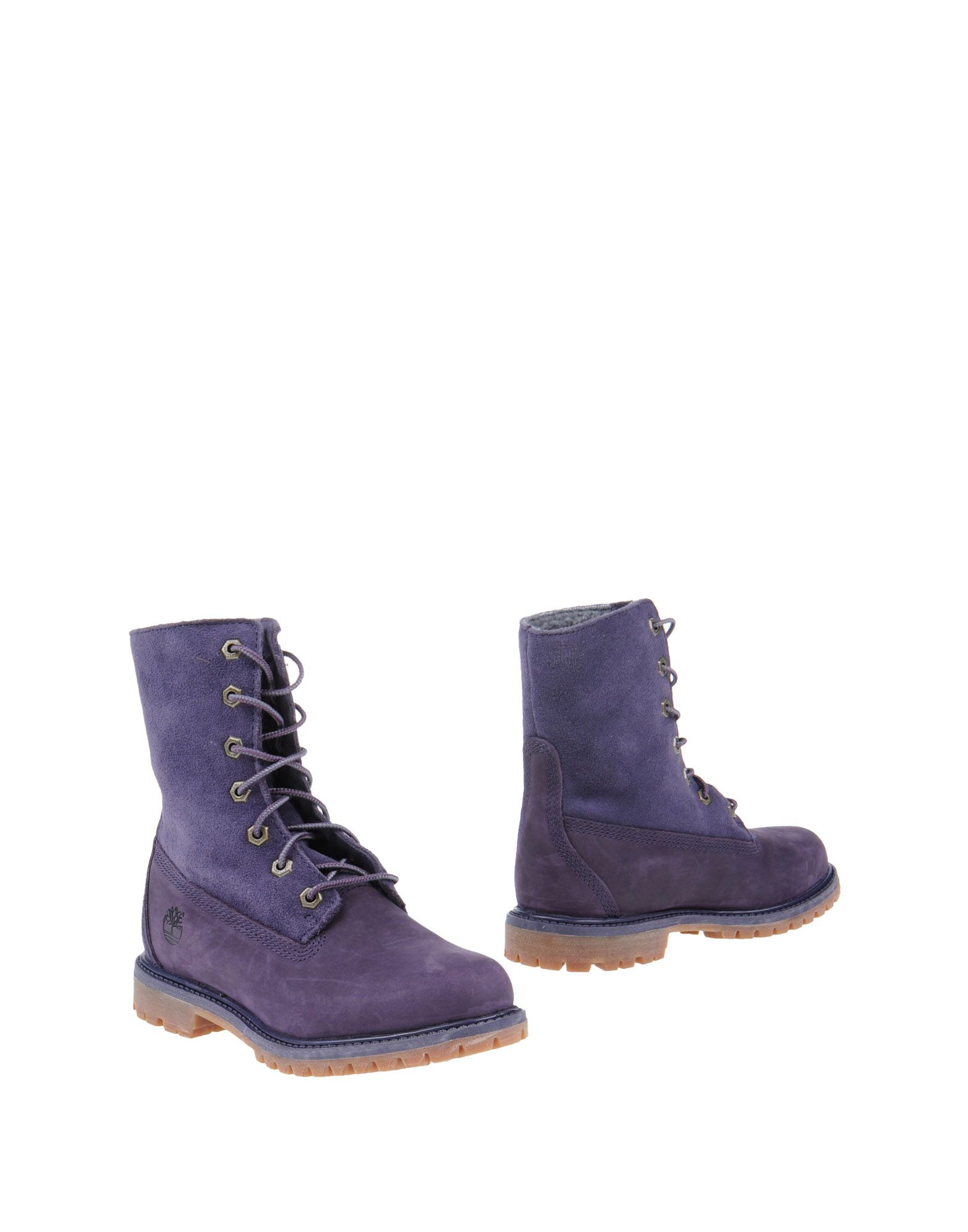 Unique Villa X Timberland Purple Diamond  The Awesomer