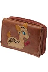 ModCloth Buck Cherry Wallet - Lyst