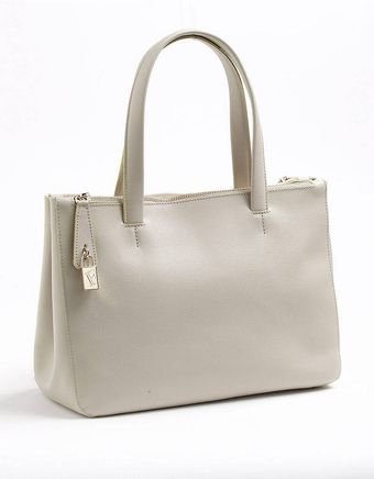 Furla Saffiano Leather Shopper Bag - Lyst
