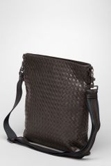 Bottega Veneta Intrecciato Vn Cross Body Bag - Lyst
