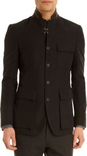 Burberry Mortland Convertible Jacket - Lyst