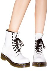 Dr. Martens 8 Eye Boot - Lyst