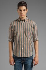 Gant Rugger Vegetable Dyed Madras Ez Obd - Lyst