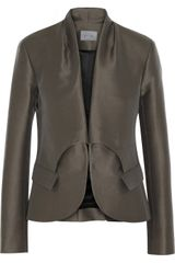 Maiyet Cotton blend Twill Blazer