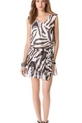 Diane Von Furstenberg Janey Dress - Lyst