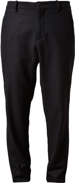 Adam Kimmel Tailored Wool Trousers - Lyst