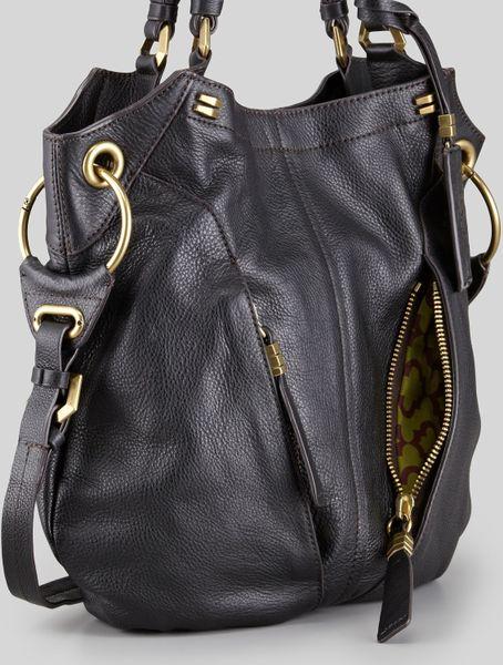Oryany Gwen Metallic Shoulder Bag 8
