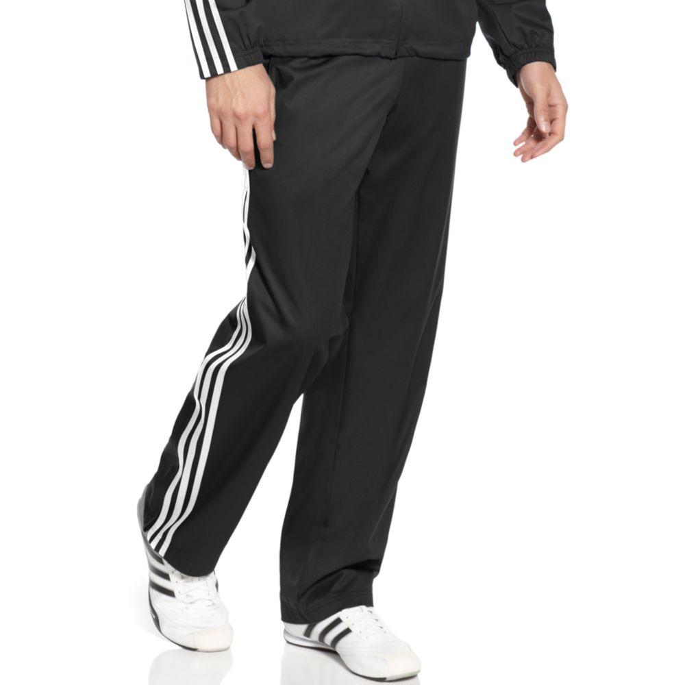 4f01e42fe002 Lyst - adidas Revo Remix Woven Wind Pants in Black for Men