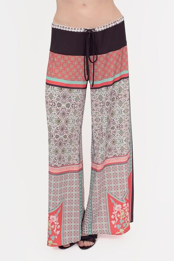 Clover Canyon Old Cow Hand Printed Pants - Lyst