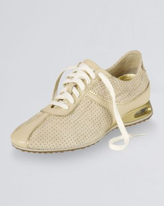 Cole Haan Air Bria Perforated Oxford Sneaker - Lyst