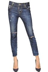DSquared2 Cool Girl Cotton Denim Jeans - Lyst