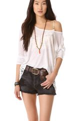 Free People Love Me Do Top - Lyst