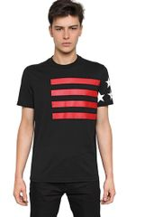 Givenchy Cuban Fit Cotton Jersey Tshirt - Lyst