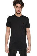 Givenchy Hdg Logo Cuban Fit Cotton Jersey T-shirt - Lyst