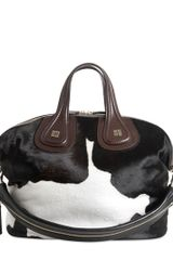 Givenchy Medium Nightingale Ponyskin Bag - Lyst