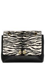 Lanvin Medium Happy Printed Ponyleather Bag - Lyst