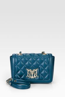 Love Moschino Quilted Mini Leather Shoulder Bag - Lyst