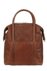 Maison Martin Margiela Leather Bag - Lyst