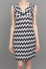 Missoni Zig Zag Dress - Lyst