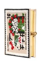 Olympia Le-Tan Mini Fairytale Book Clutch - Lyst