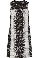 Reed Krakoff Jacquard twill Sheath Dress - Lyst