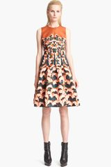Thakoon Floral Print Full Skirt Dress - Lyst
