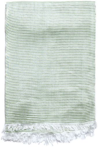 Zara Striped Scarf - Lyst