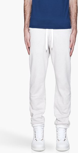 Diesel Off White Braddom swe Trousers - Lyst