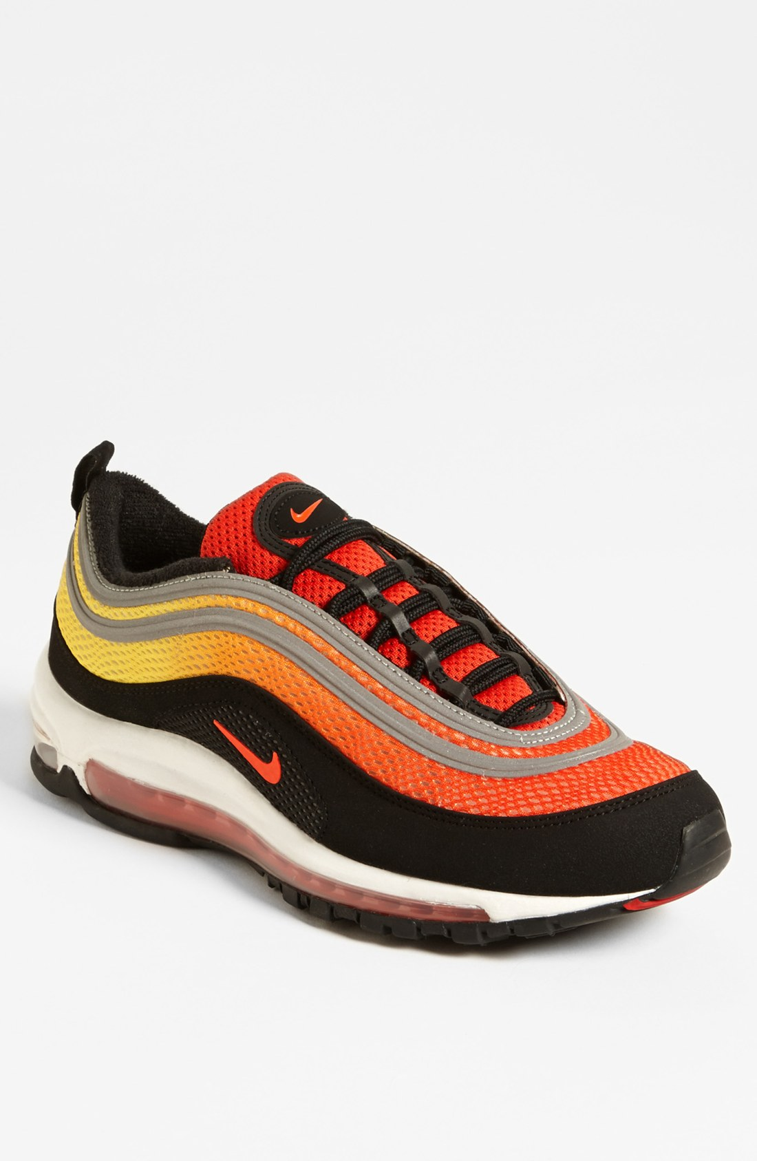 nike air max 97 trainers in multicolor for men orange lyst. Black Bedroom Furniture Sets. Home Design Ideas